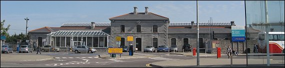 Tralee Train Station